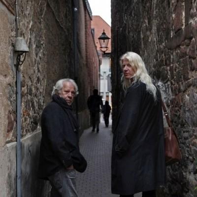 Harald Hurst und Gunzi Heil