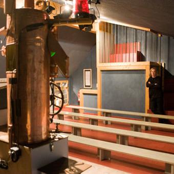 Figurentheater Showbühne