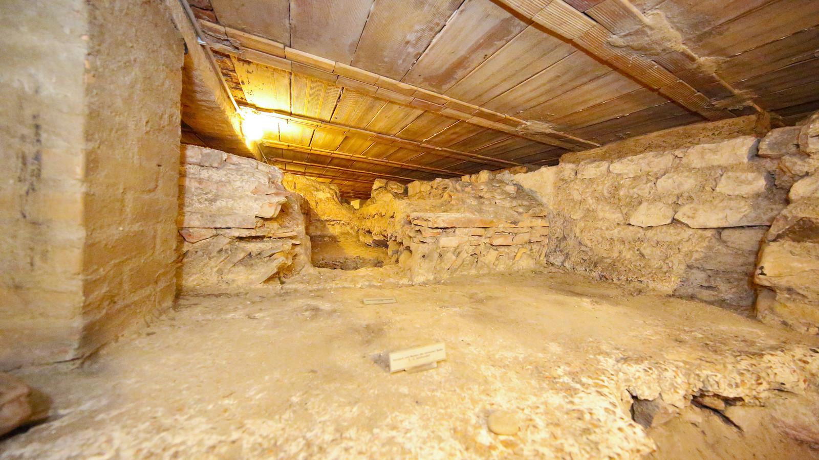 Wellness vor fast 2000 Jahren: rekonstruiertes Modell der Ruine des Römerbads