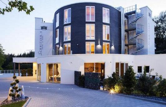 Schwitzer's Hotel Außenansicht