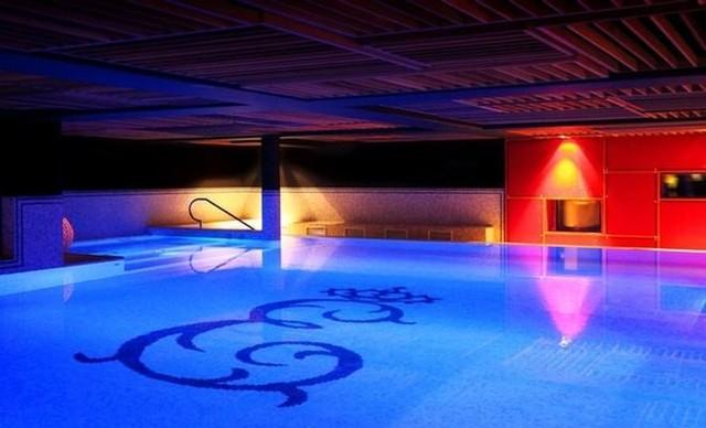 Erbprinz Spa Bereich und Pool