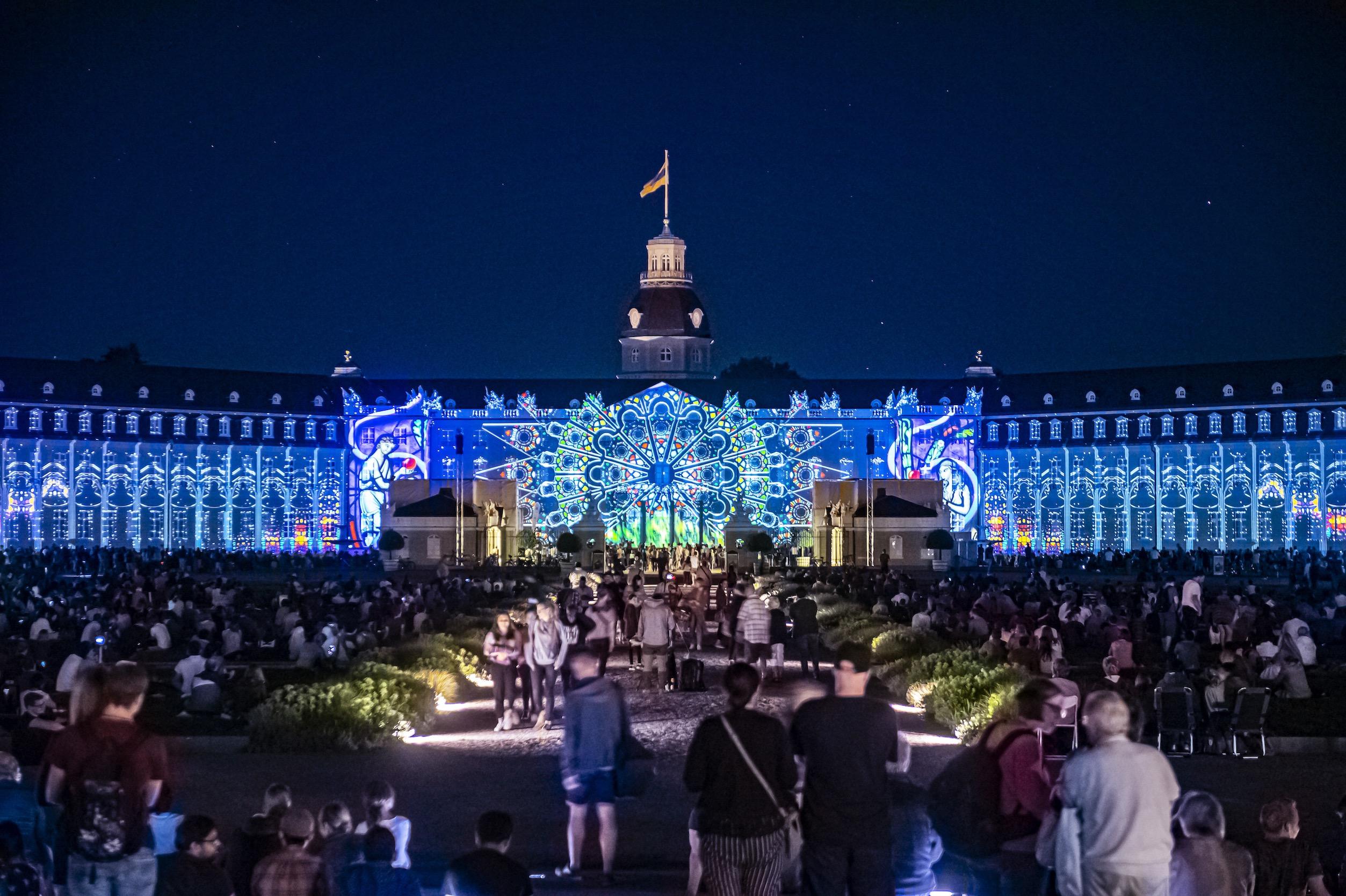 Schlosslichtspiele