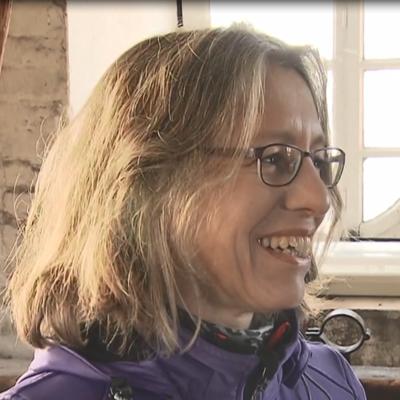 Ariane Blappert ist fasziniert von Türmen und Glocken