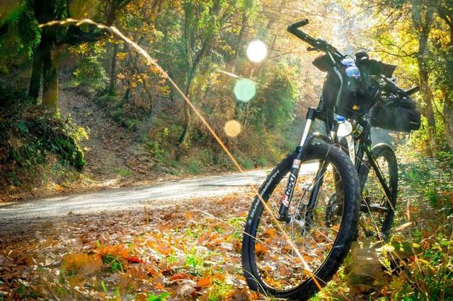 Fahrrad, Natur