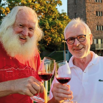 Erwin Schottler & Roy Kieferle
