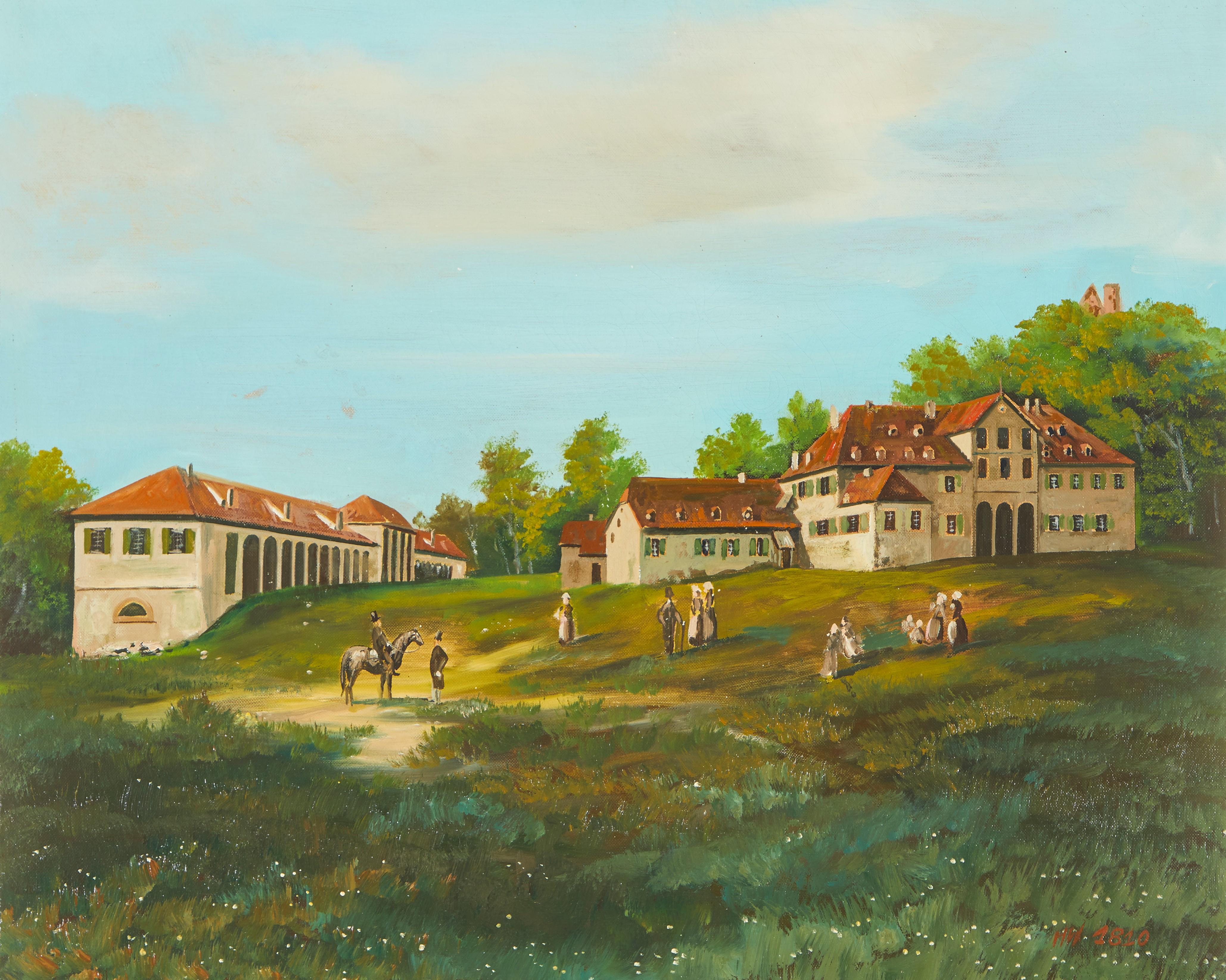 Kurfürstenbad Langensteinbach
