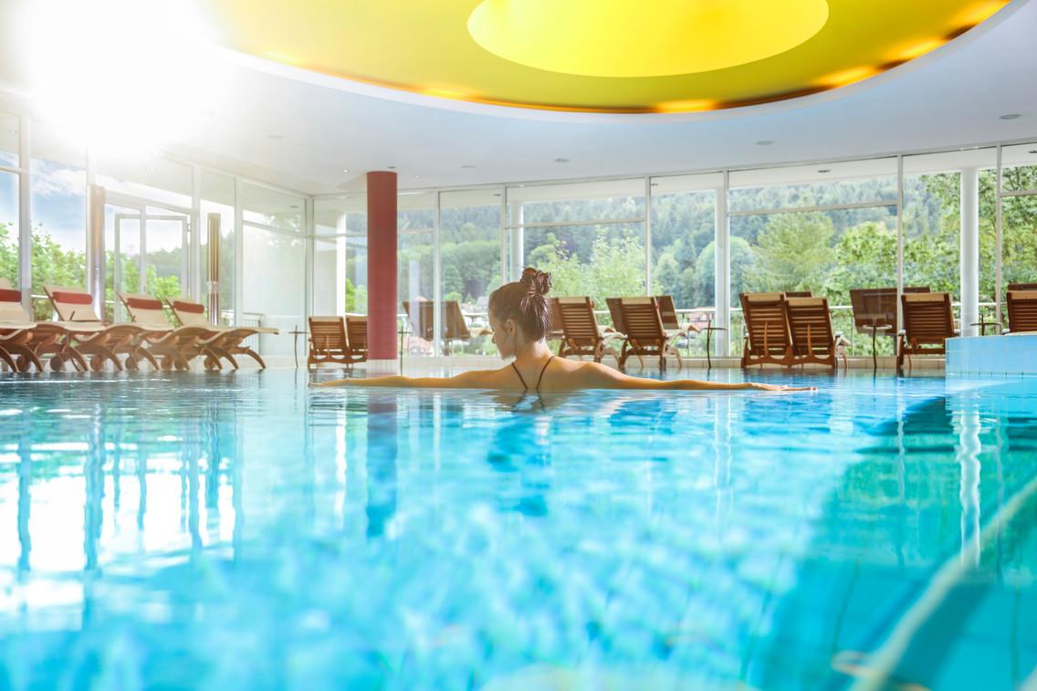 Spa-Bereich des Hotel Schwarzwald Panorama Bad Herrenalb