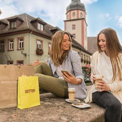 Shopping in Ettlingen