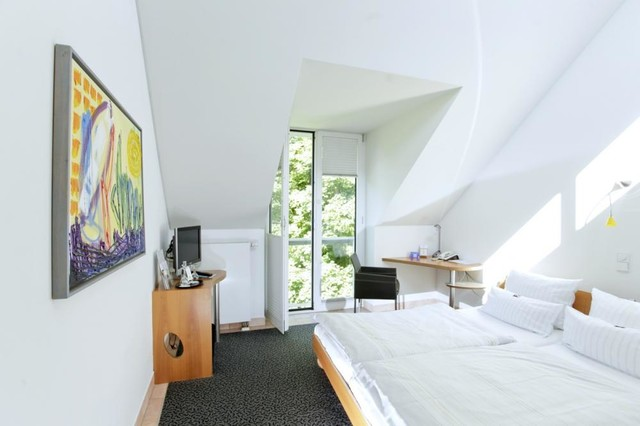 Hotelzimmer im Watthalden Ettlingen