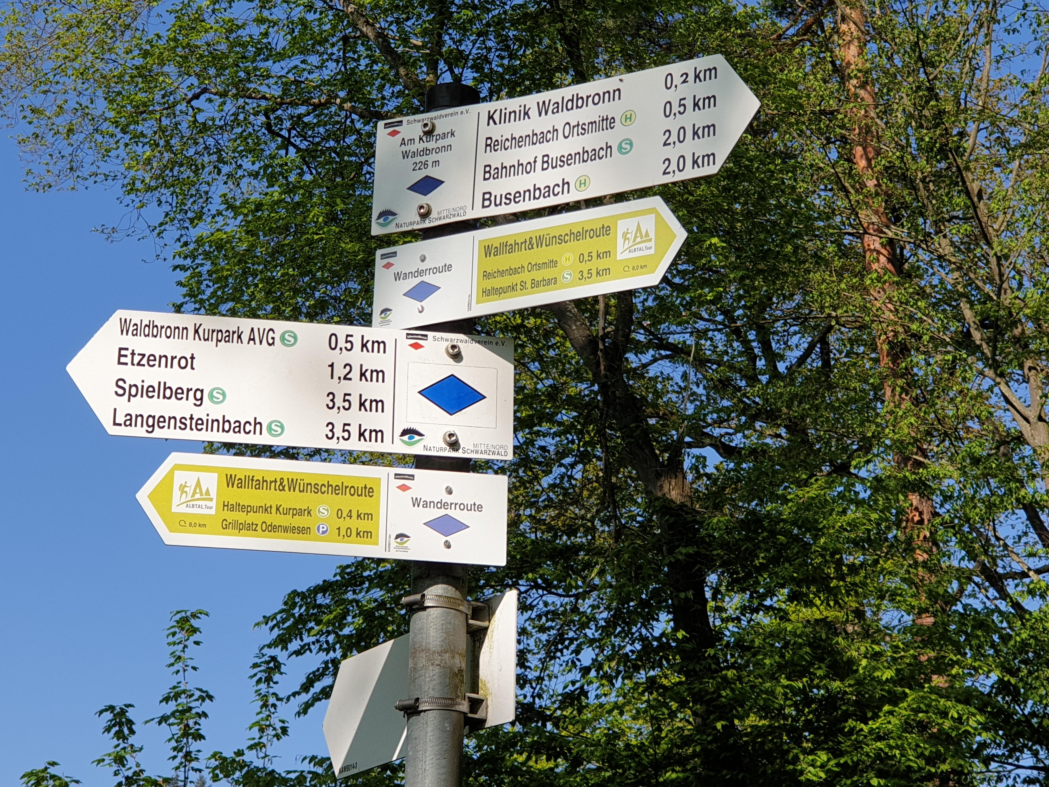 Wallfahrt&Wünschelroute